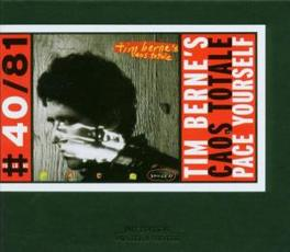 PACE YOURSELF Audio CD, BERNE, TIM -CAOS TOTALE-, CD