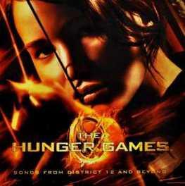 HUNGER GAMES PRODUCED BY T-BONE BURNETT OST, CD