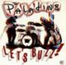 LET'S BUZZ! Audio CD, PALADINS, CD