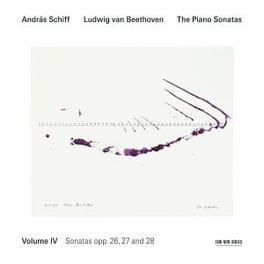 PIANO SONATOS VOL.4 W/ANDRAS SCHIFF Audio CD, L. VAN BEETHOVEN, CD
