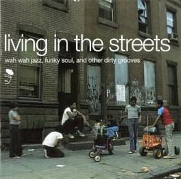 LIVING IN THE STREETS WAH WAH JAZZ/FUNKY SOUL & DIRTY GROOVES V/A, LP
