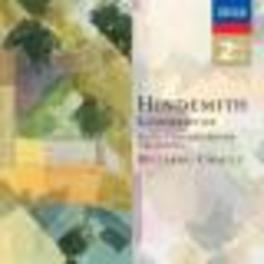 COMPLETE CHAMBER MUSIC ROYAL CONCERTGEBOUW ORCH./RICCARDO CHAILLY Audio CD, P. HINDEMITH, CD