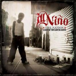 ONE NATION UNDERGROUND Audio CD, ILL NINO, CD