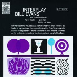 INTERPLAY Audio CD, BILL EVANS, CD
