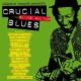 CRUCIAL SLIDE GUITAR BLUE W/JOHNNY WINTER/BONNIE RAITT/SONNY LANDRETH/A.O. Audio CD, V/A, CD