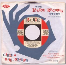LAURIE RECORDS STORY V.3 GIRLS & GIRL GROUPS Audio CD, V/A, CD