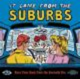 IT CAME FROM THE SUBURBS RARE TEEN ROCK FROM THE KENNEDY ERA Audio CD, V/A, CD