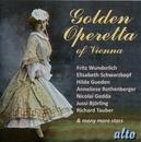 GOLDEN OPERETTA OF VIENNA W/FRITZ WUNDERLICH/ELISABETH SCHWARZKOPF/HILDA GUEDEN