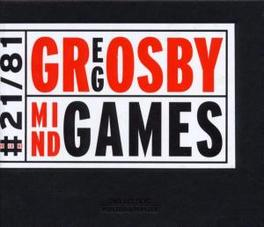 MINDGAMES Audio CD, GREG OSBY, CD