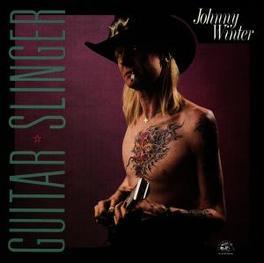GUITAR SLINGER Audio CD, JOHNNY WINTER, CD