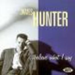 BELIEVE WHAT I SAY FEAT. VAN MORRISON & DORIS TROY Audio CD, JAMES HUNTER, CD