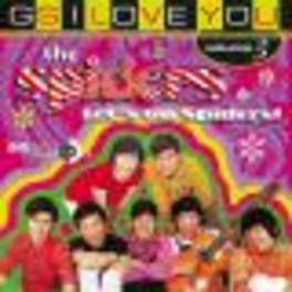 LET'S GO SPIDERS 60'S JAPANESE BEAT BAND Audio CD, SPIDERS, CD