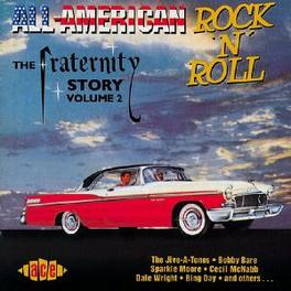 FRATERNITY YEARS 2 W/BOBBY BARE/JIVE-A-TONES/SPARKLE MOORE/DALE WRIGHT/ Audio CD, V/A, CD