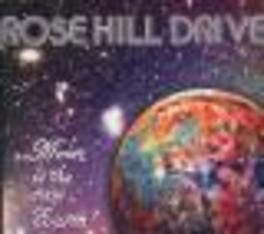 MOON IS NEW EARTH Audio CD, ROSE HILL DRIVE, CD