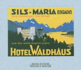 HOTEL WALDHAUS Audio CD, KIENBERGER, PAUL & TRIO F, CD
