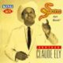 SATAN, GET BACK HOT WHITE SOUTHERN PREACHER SINGS A KINDA BLACKISH WAY Audio CD, BROTHER CLYDE ELY, CD