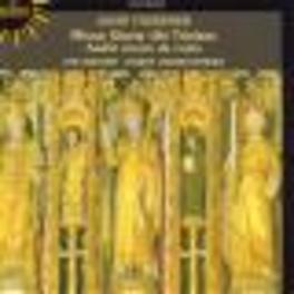 MISSA GLORIA TIBI TRINITA W/THE SIXTEEN/HARRY CHRISTOPHERS Audio CD, J. TAVERNER, CD