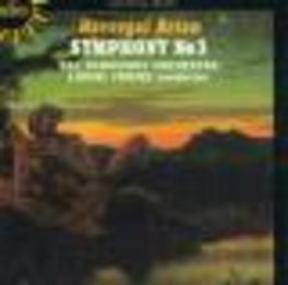 SYMPHONY NO.3 IN C SHARP W/BBC SYM.ORCH., LIONEL FRIEND, ANDREW BALL, JULIAN JAC Audio CD, H. BRIAN, CD