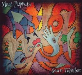 SEWN TOGETHER Audio CD, MEAT PUPPETS, CD