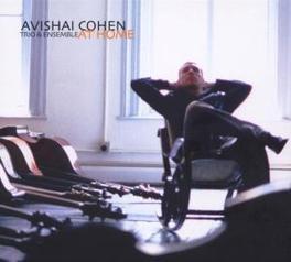 AT HOME Audio CD, AVISHAI COHEN, CD