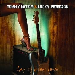 LAY MY DEMONS DOWN Audio CD, TOMMY MCCOY, CD