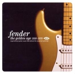 FENDER * THE GOLDEN AGE 1946-1970 * V/A, CD