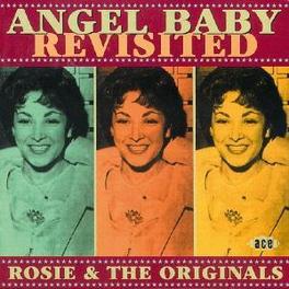 ANGEL BABY REVISITED Audio CD, ROSIE & THE ORIGINALS, CD