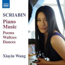 PIANO MUSIC XIAYIN WANG Audio CD, A. SCRIABIN, CD