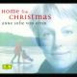 HOME FOR CHRISTMAS A.S.V.OTTER-MEZZOSOPRAN, K.MORAEUS-GUITAR, The Christmas Song, Sweet Was the Song, Stille Nacht, heilige Nacht u. a, ANNE SOFIE VON OTTER, CD