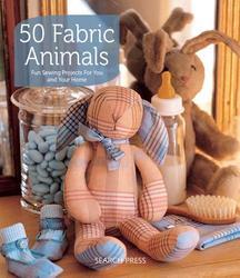 50 Fabric Animals