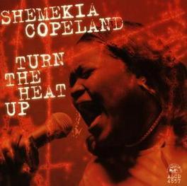 TURN THE HEAT UP Audio CD, SHEMEKIA COPELAND, CD