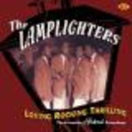 LOVING, ROCKING, THRILLIN COMPLETE FEDERAL RECORDINGS Audio CD, LAMPLIGHTERS, CD