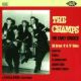 EARLY SINGLES Audio CD, CHAMPS, CD