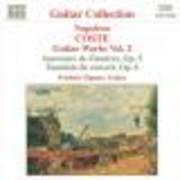 CACHUCHA OP.13 W/JEFFREY MCFADDEN N. COSTE, CD