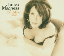 DO I MOVE YOU JANIVA MAGNESS, CD
