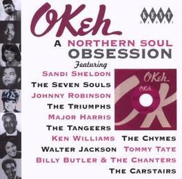 OKEH A NORTHERN SOUL OBSE 24 TRACKS: AO SANDI SHELDON/7 SOULS/TED TAYLOR Audio CD, V/A, CD