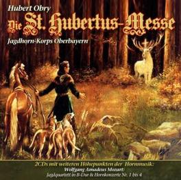 DIE ST... -DIGI- +HUNTING QUARTET B MINOR/BY HUNTING HORN CORPS OBERBAYE Audio CD, V/A, CD