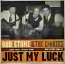 JUST MY LUCK W/ SAM LAY & DAVE MYERS Audio CD, STONE, ROB & C-TONES, CD
