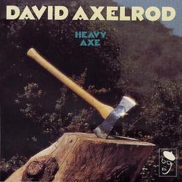 HEAVY AXE Audio CD, DAVID AXELROD, CD