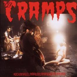 ROCKINNREELININAUKLANDNEW Audio CD, CRAMPS, CD