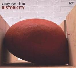 HISTORICITY -DIGI- 'ONE OF THE MOST EXCITING NEW VOICES IN JAZZ' Audio CD, IYER, VIJAY -TRIO-, CD