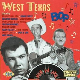WEST TEXAS BOP W/P.WILSON/S.WEST/ROSES/W/ROGERS/NIGHTHAWKS/S.CURTIS/W. Audio CD, V/A, CD