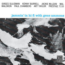 JAMMIN' IN HIFI WITH W/KENNY BURRELL,IDREES SULLIMAN,ART TAYLOR,MAL WALDRON, Audio CD, GENE AMMONS, CD