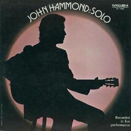 SOLO 1976 ALBUM Audio CD, JOHN HAMMOND, CD