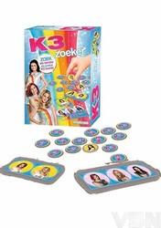 K3 - Spel Reisspel K3 zoeker