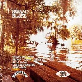 SWAMP BLUES WHISPERING SMITH, SILAS HOGAN, HENRY GRAY, CLARENCE EDW Audio CD, V/A, CD