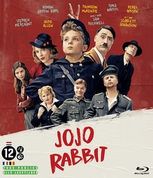 Jojo Rabbit, (Blu-Ray)