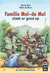 Familie Mol-de Mol staat er...