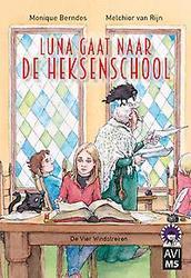 Luna gaat naar de heksenschool