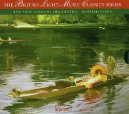 BRITISH LIGHT MUSIC CLASS /CORP Audio CD, NEW LONDON ORCHESTRA, CD